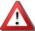 Warning, Stop!