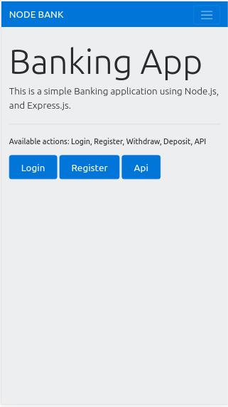 GitHub - jeffreynerona/node-bank: A simple bank app with