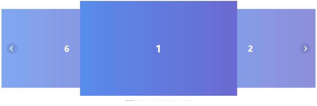 RunKit + npm: vue-carousel-card