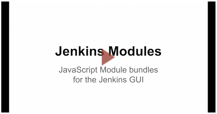About Jenkins Modules
