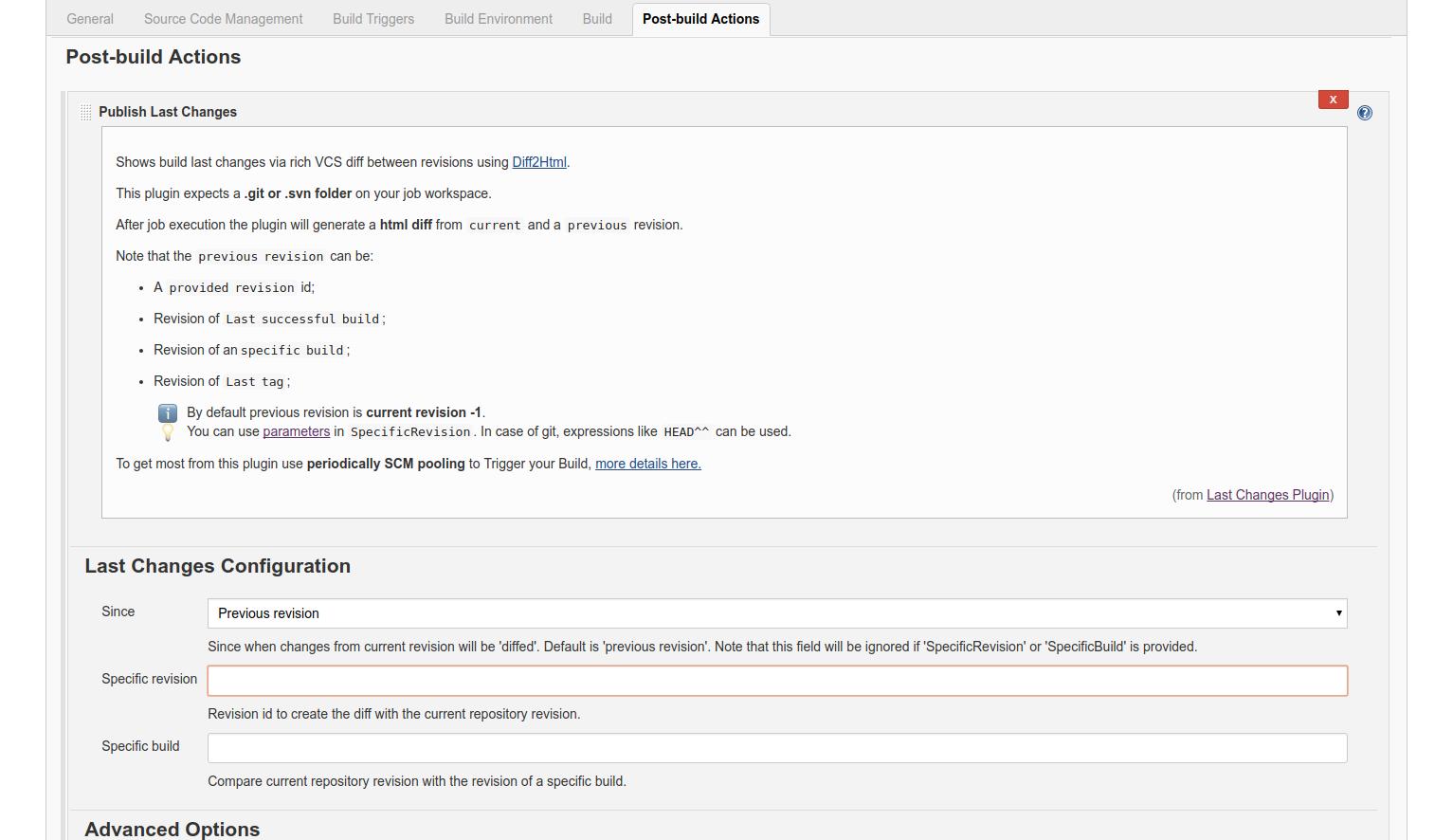 GitHub - jenkinsci/last-changes-plugin: https://wiki jenkins