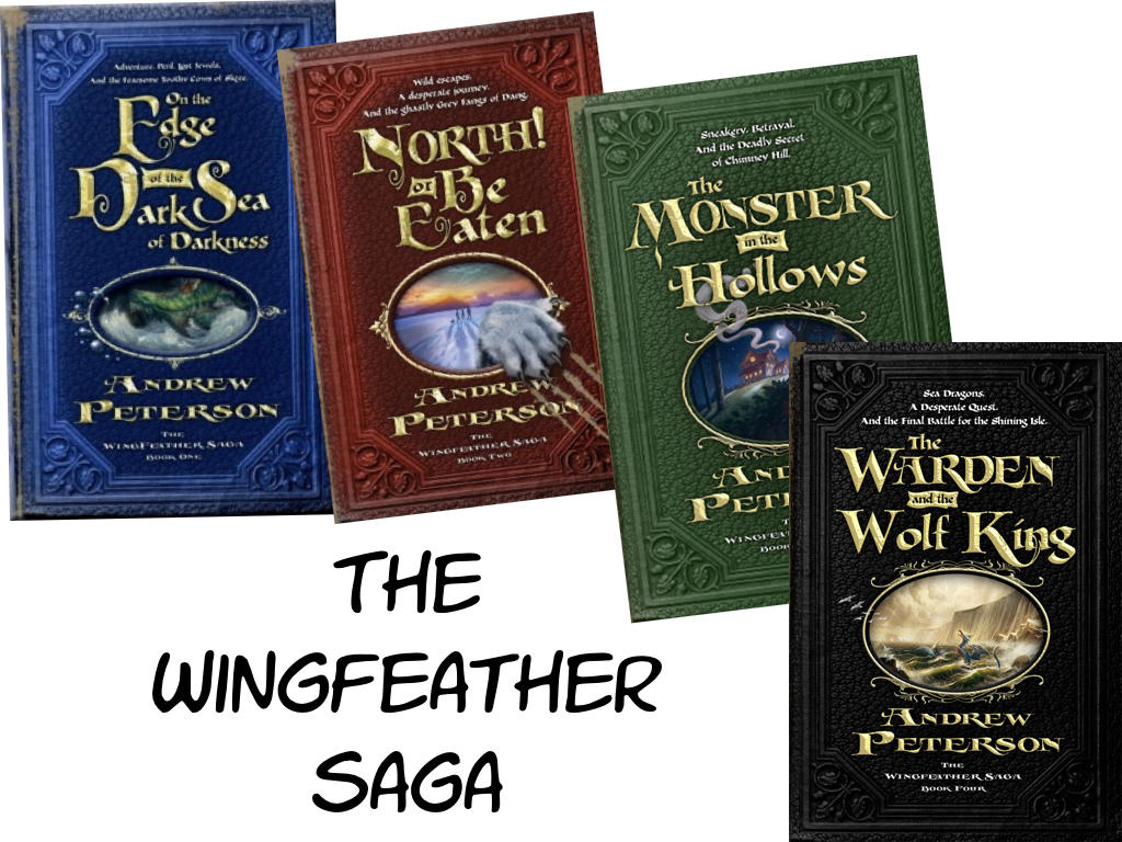 The Wingfeather Saga.