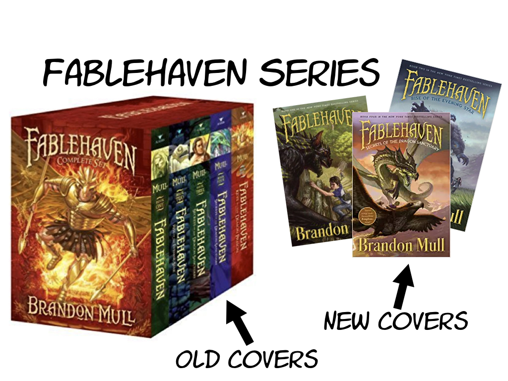 The Fablehaven Series.