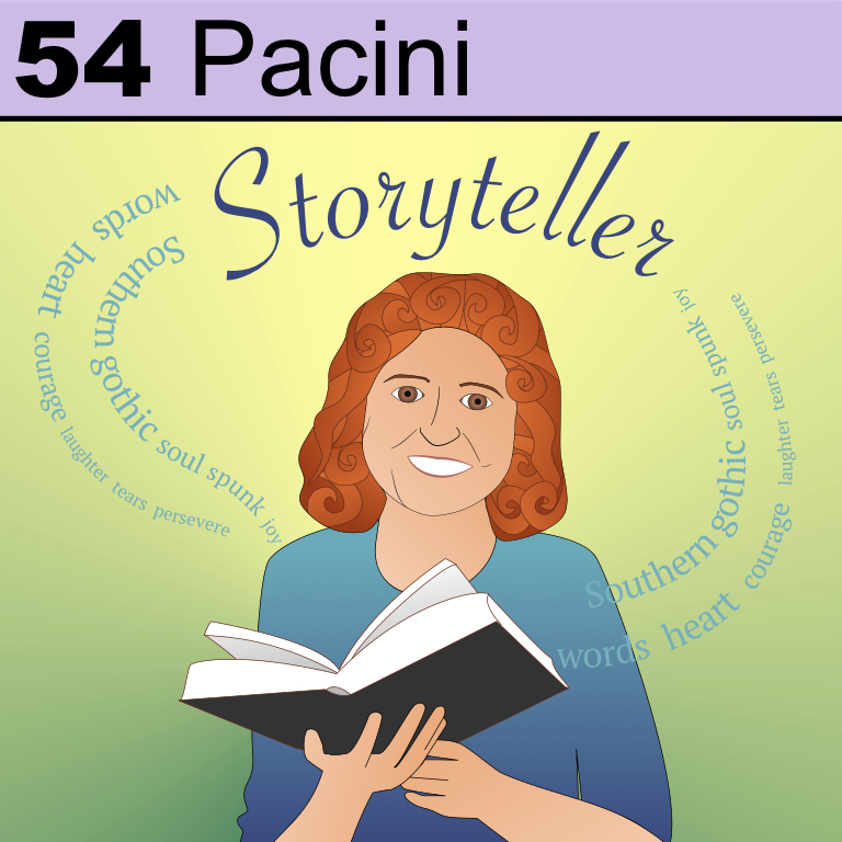 Element 54 from the Periodic Tabel of Patrons: Pacini.