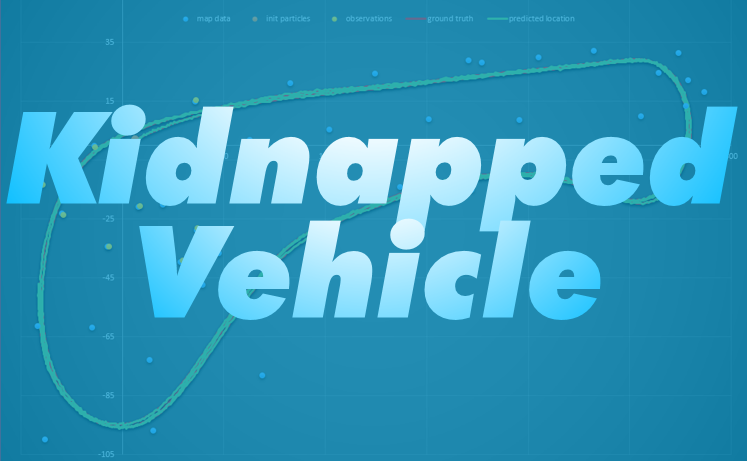 Kidnapped Vehicle