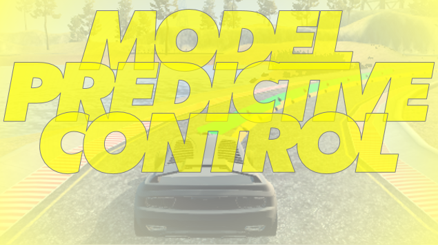 Model Predictive Control cover image