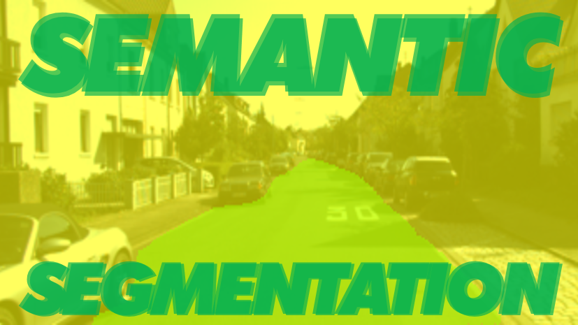 Semantic Segmentation cover image