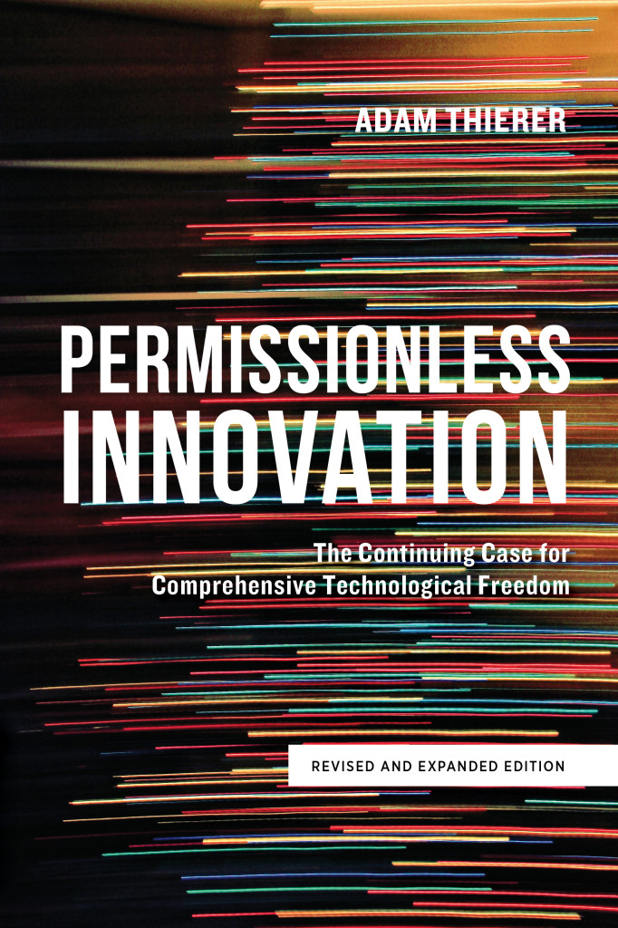 Permissionless Innovation cover
