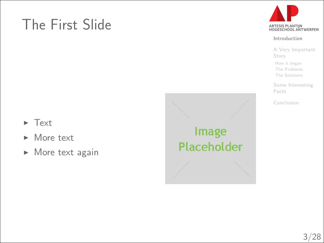 A math slide