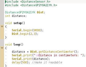 Serial monitor screenshot