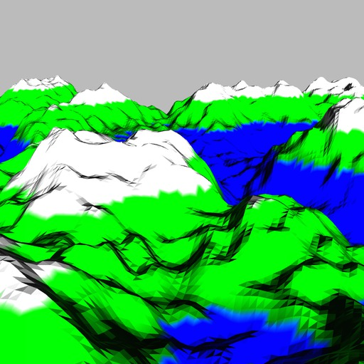 Perlin Terrain Procedural Generation For Your Game With threex