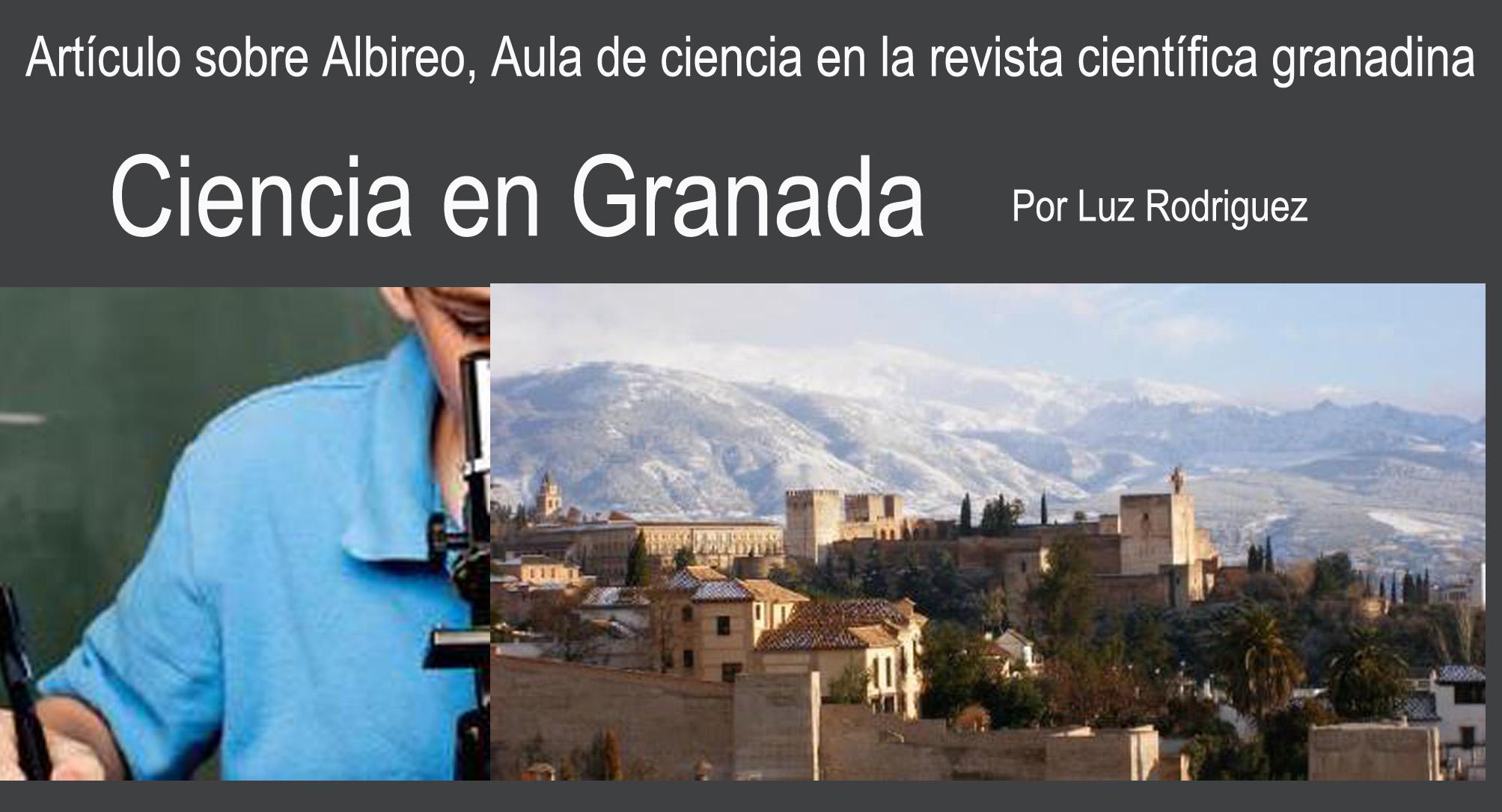 Ciencia en Granada