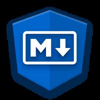 Ngx-Markdown Logo