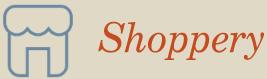 Shoppery logo