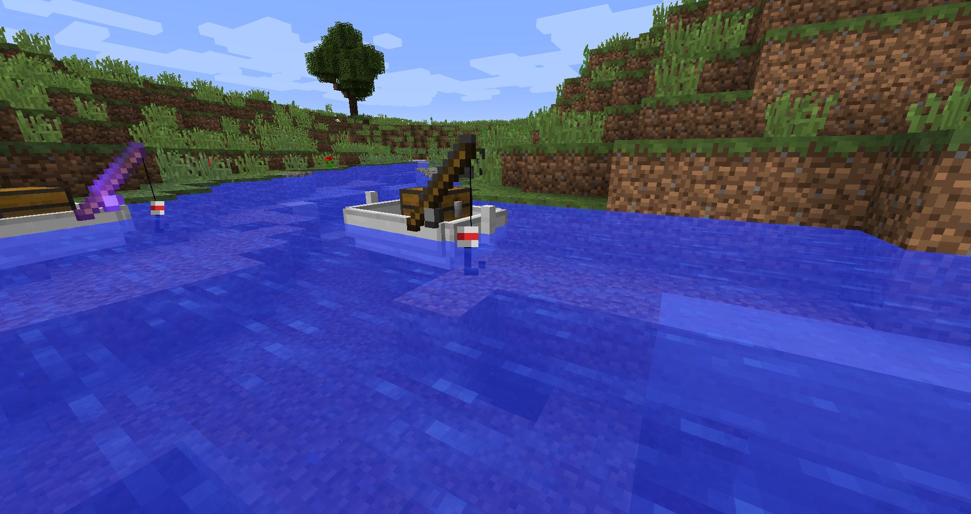 Fishing module