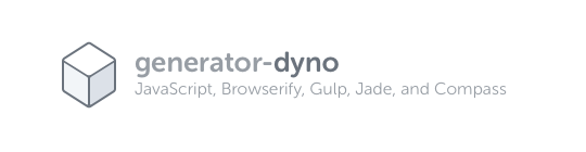 generator-dyno