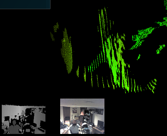 Kinect Point Cloud