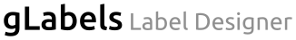 gLabels Label Designer