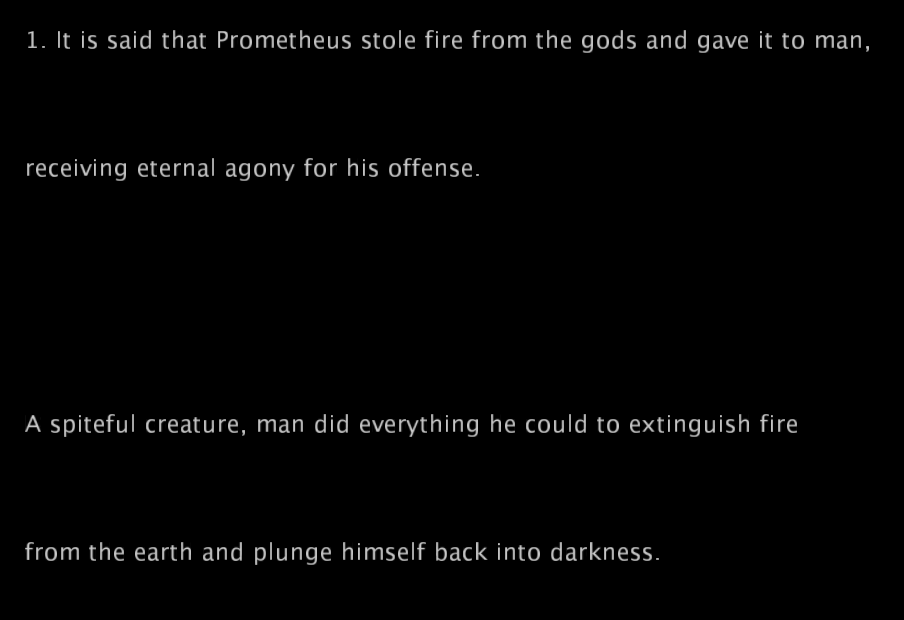 Chromatophore Text