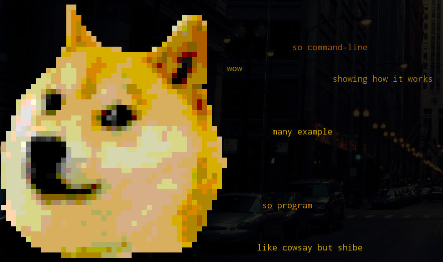 Dogesay with file as input