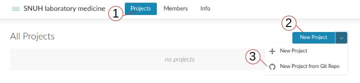 Project 생성
