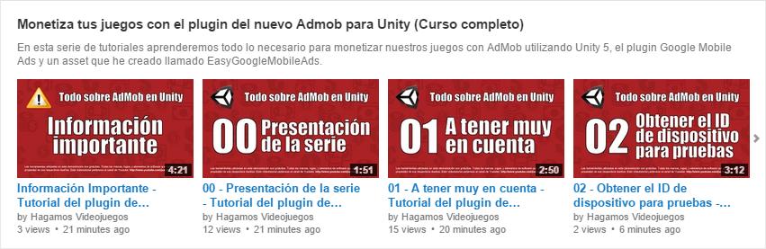 Ir a mi canal de Youtube