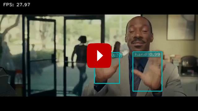 Hands detected