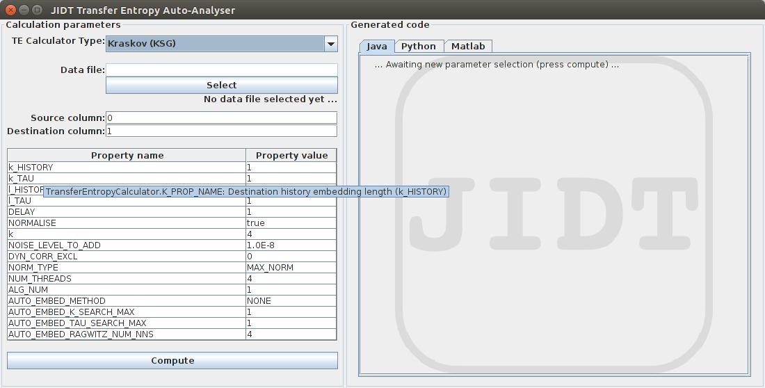AutoAnalyser · jlizier/jidt Wiki · GitHub