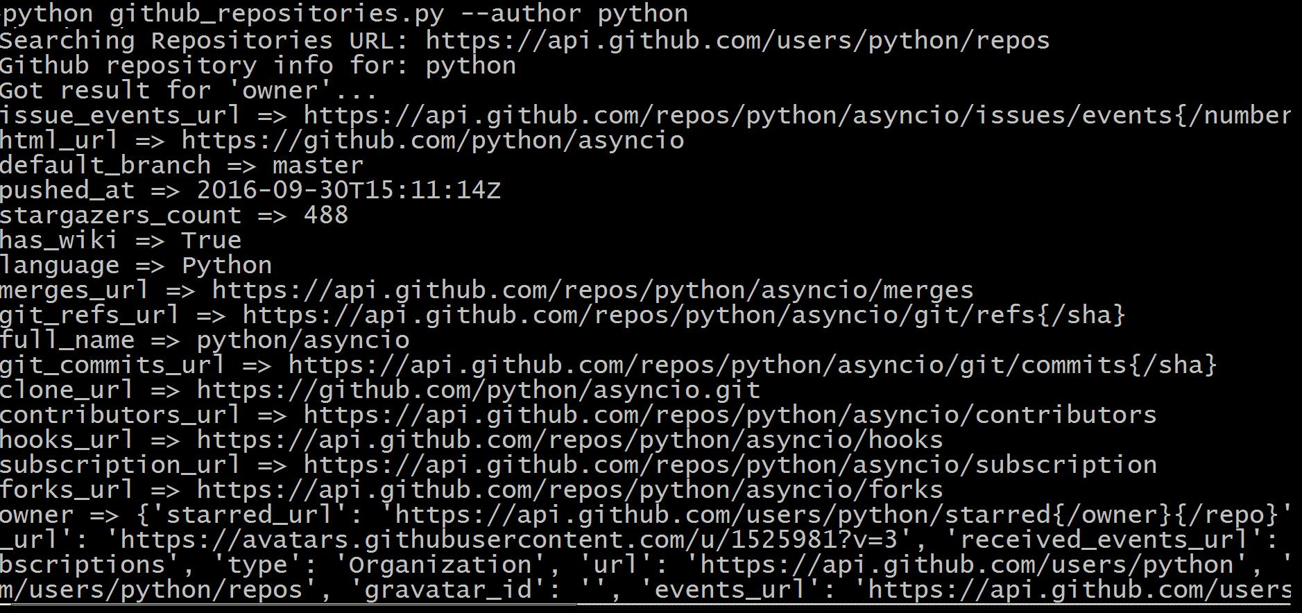 github_repositories