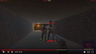YouTube Zombie Apocalypse Gameplay
