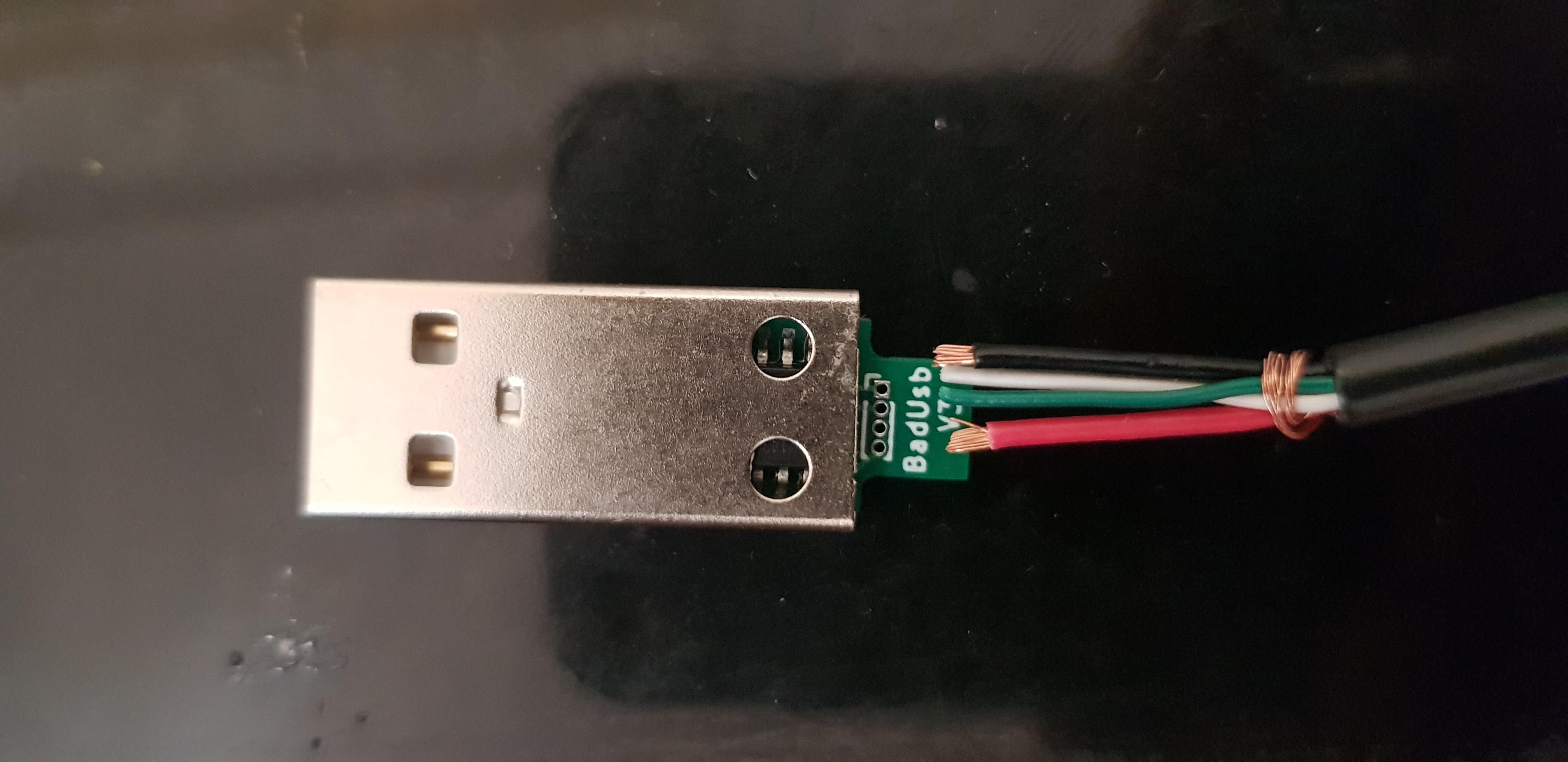 Strip wires