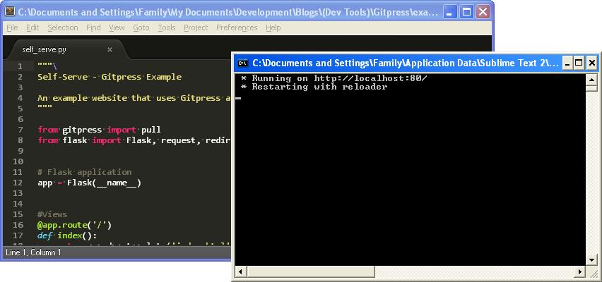 Joeyespo Sublimetext Console Exec 183 Github