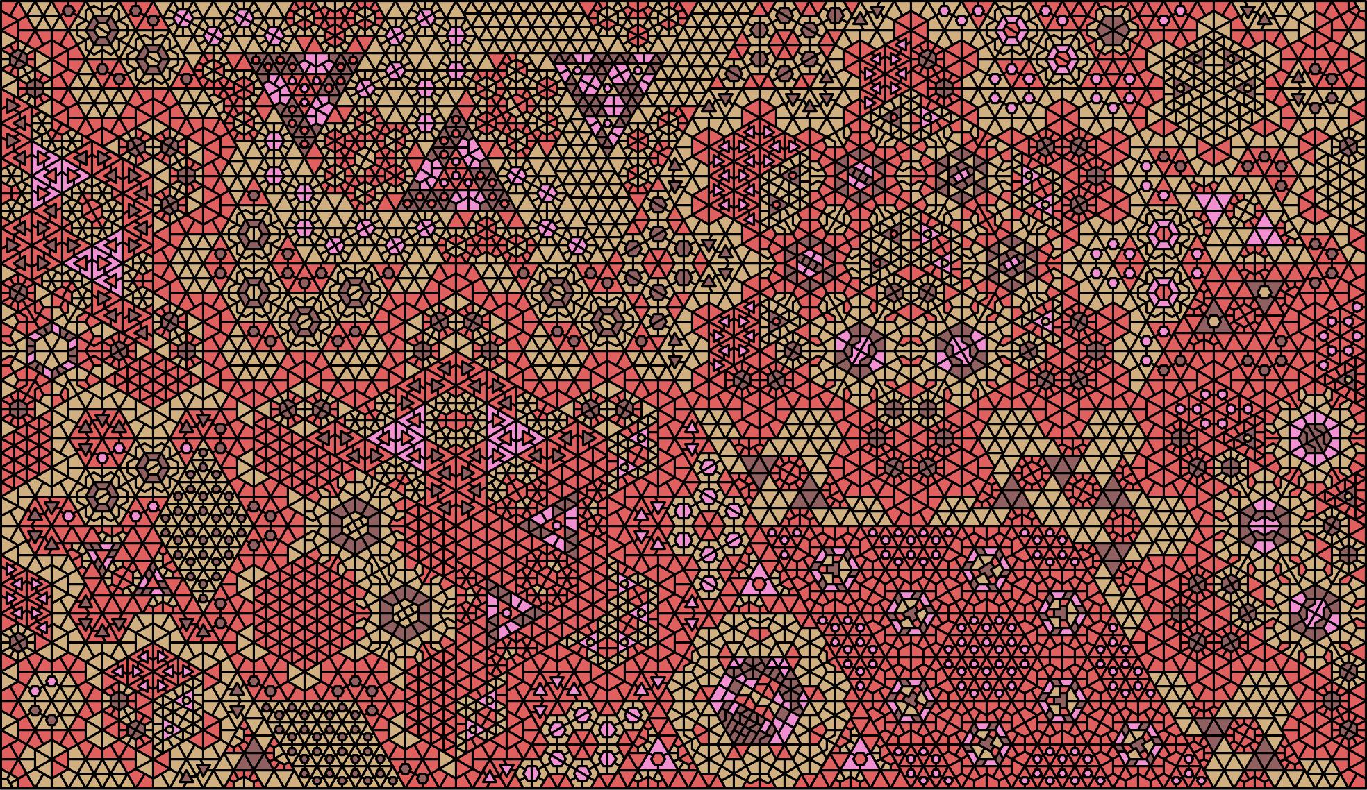 forsythia fractal sample 2
