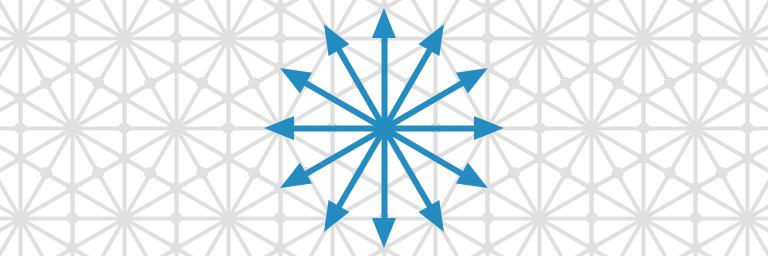 kis grid axes star
