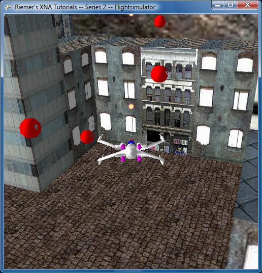 XNA Flightsimulator