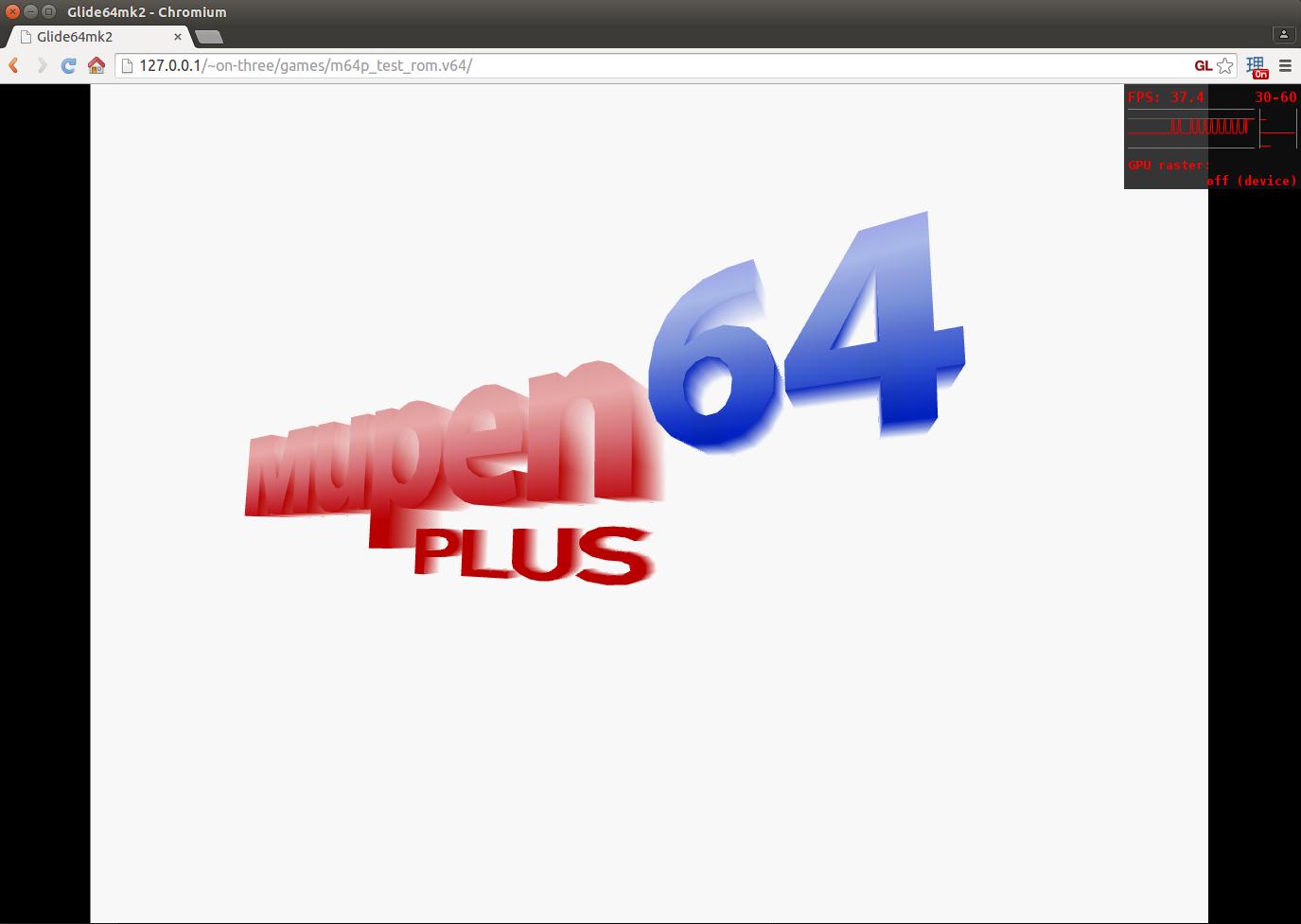 GitHub - johnoneil/mupen64plus-web: Emscripten based web port of