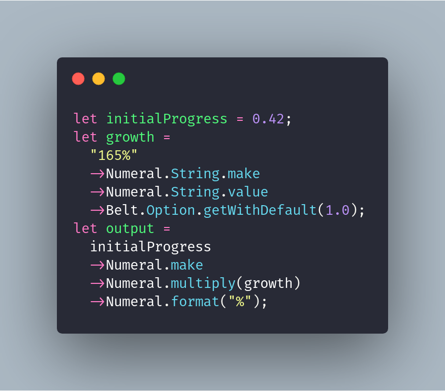 bs-numeral code screenshot