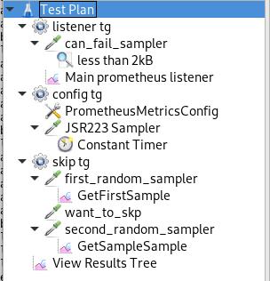 JMeter testplan