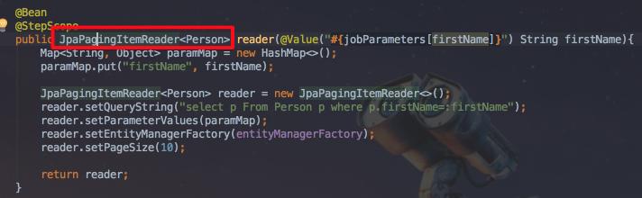 완전한 reader 코드