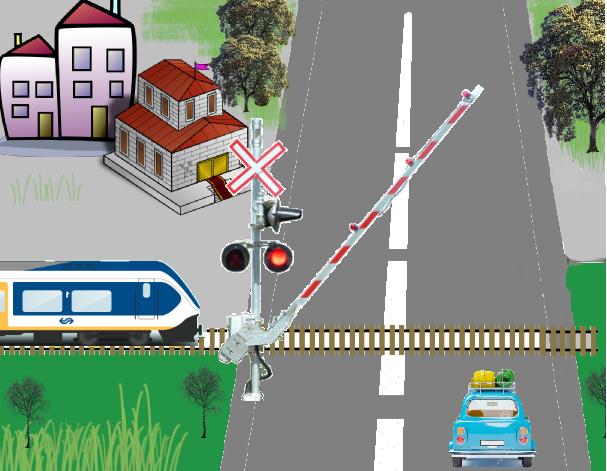 Image of Railway Cross