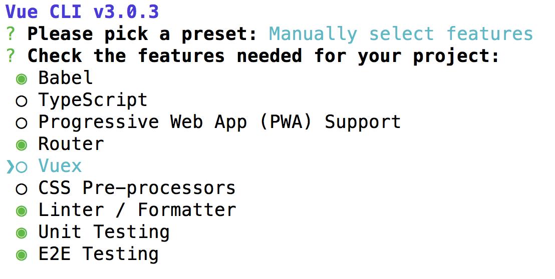 vuejs-cli3-select-plugins
