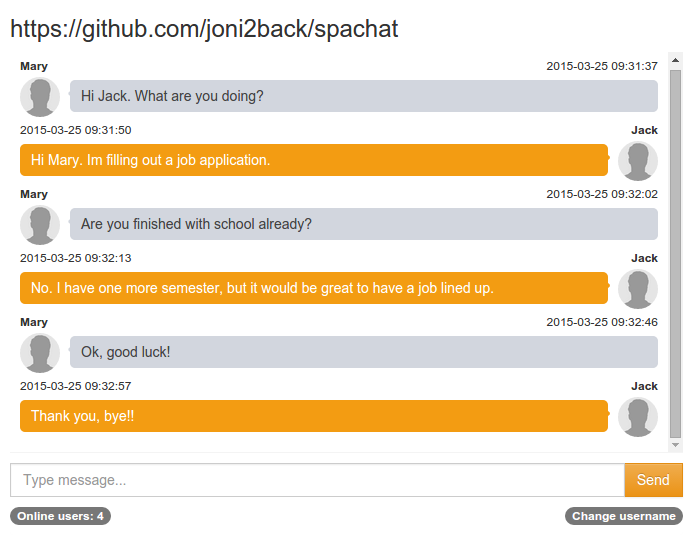 ajax chat sites Download ajax chat - open source web chat for free fully customizable web chat created using ajax ajax chat is a fully customizable web chat implemented in javascript, php and mysql which.