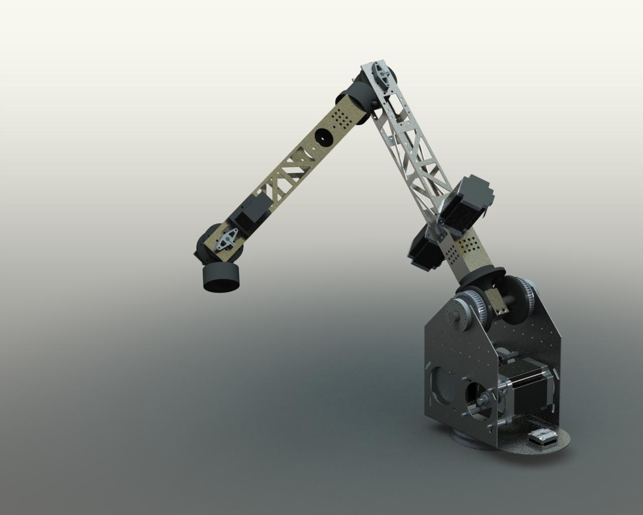 assembly render