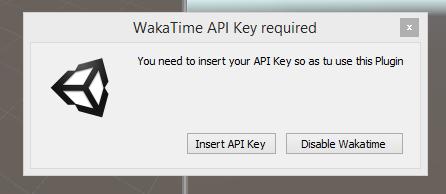 Insert API Key