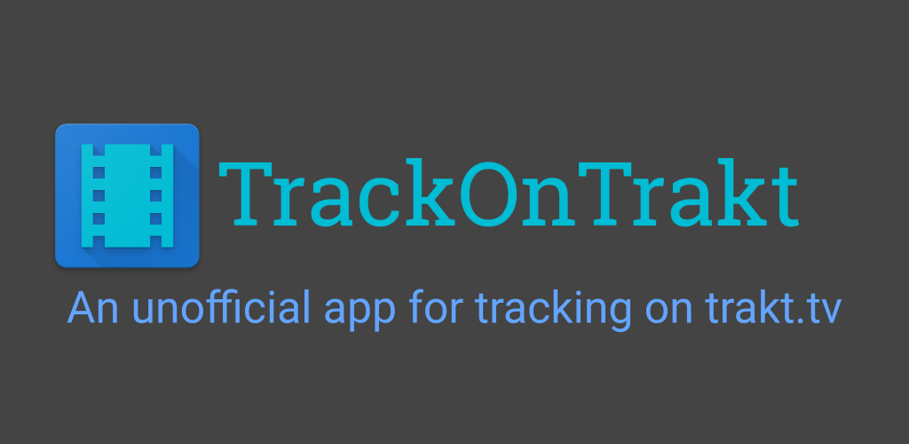 TrackOnTrakt feature graphics