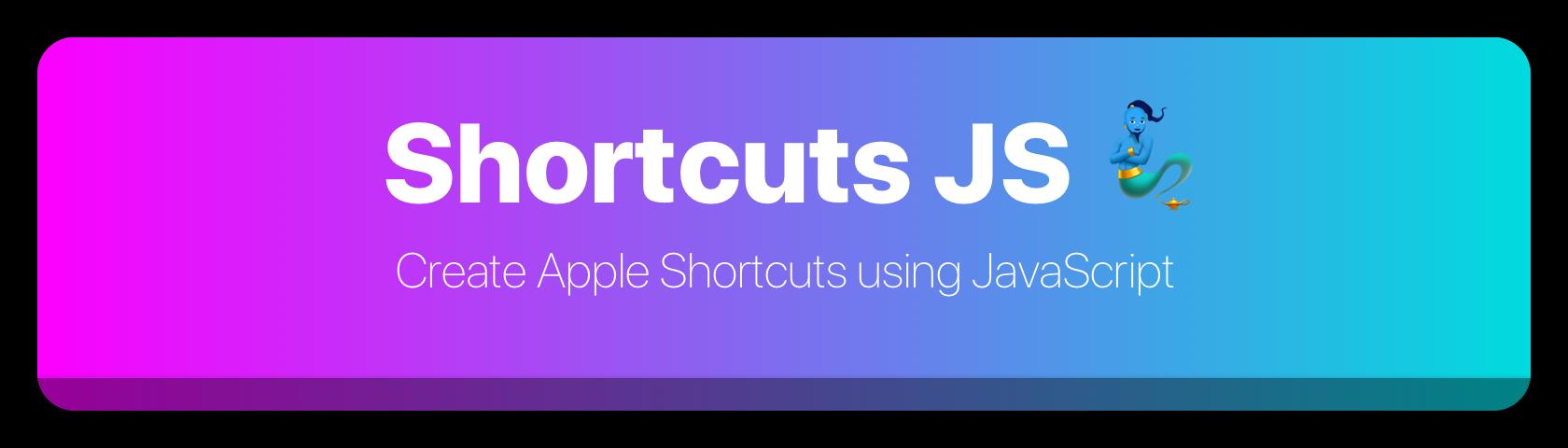 Shortcuts JS Logo