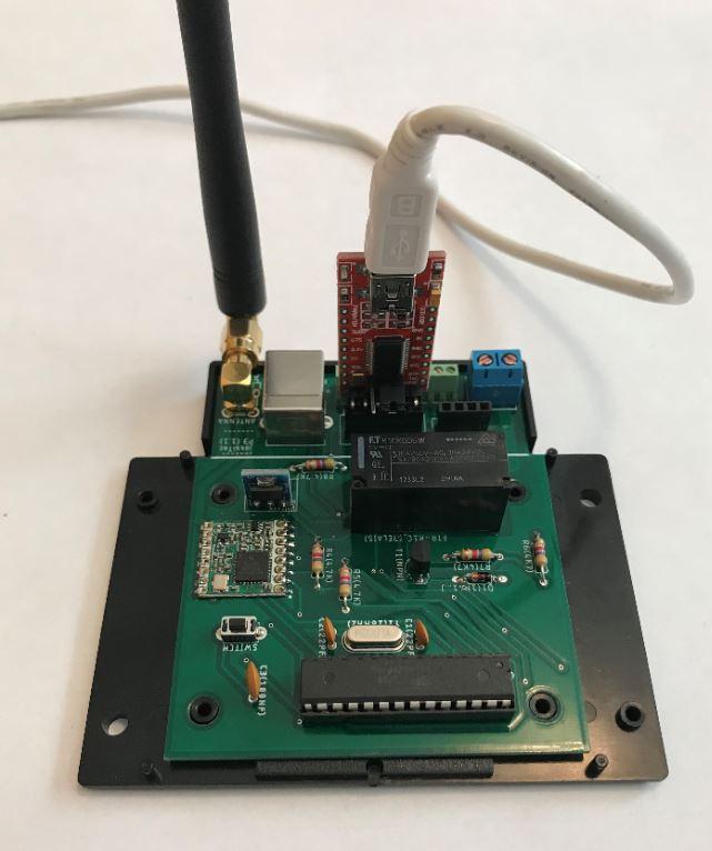Connecting FTDI-Module
