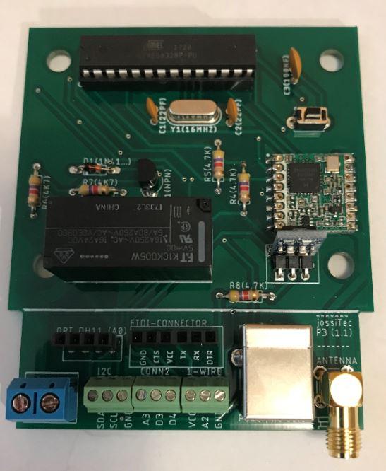 Universal TTN Node PCB