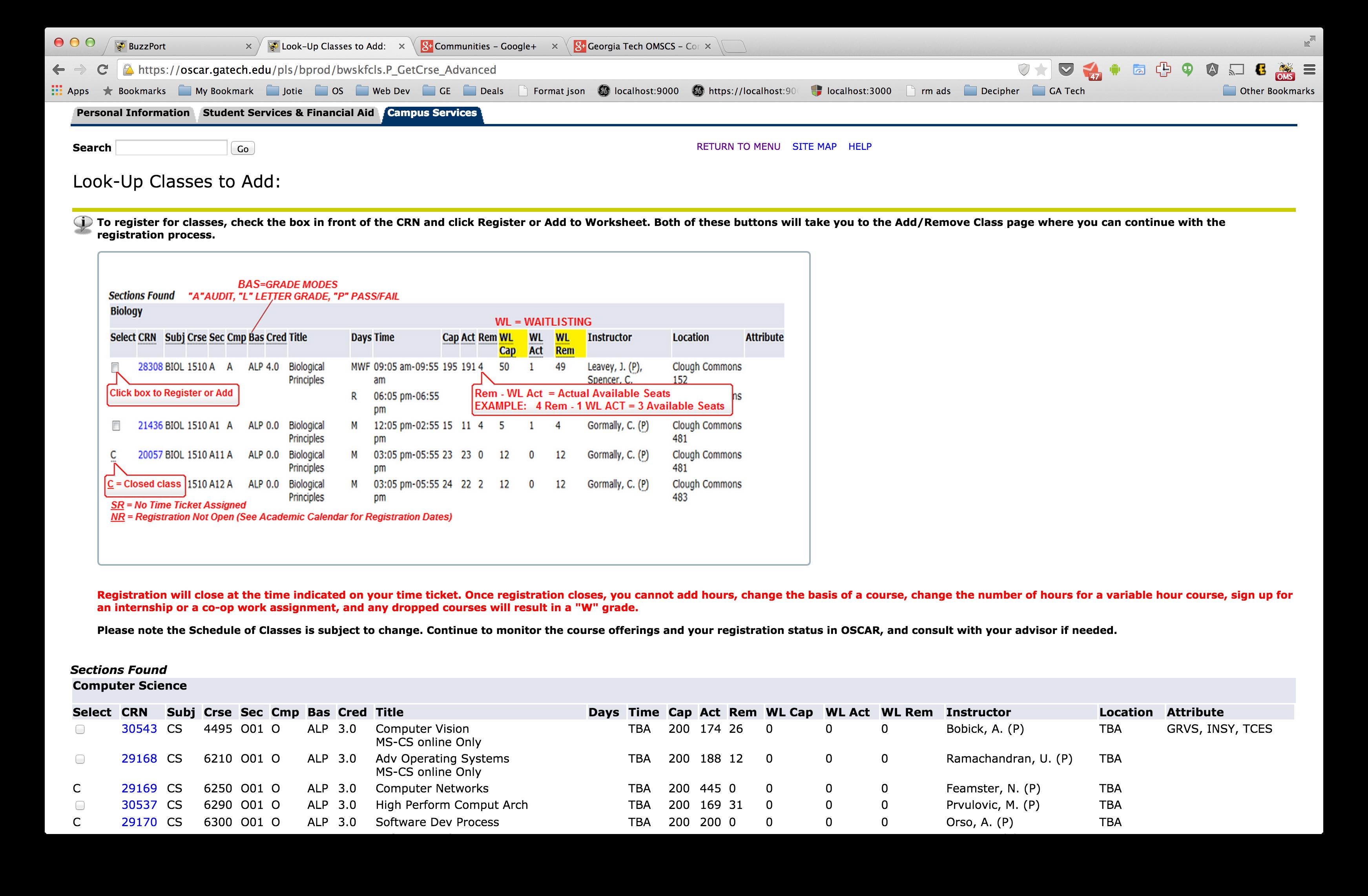 GitHub - jotielim/gatechomscsclass: Chrome extension to