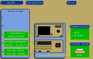 HP16500B screenshot